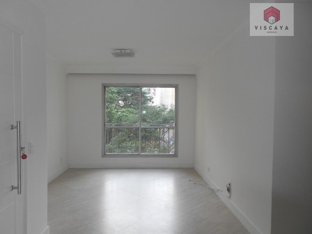 Apartamento residencial para locação, Higienópolis, São Paulo - AP3670.