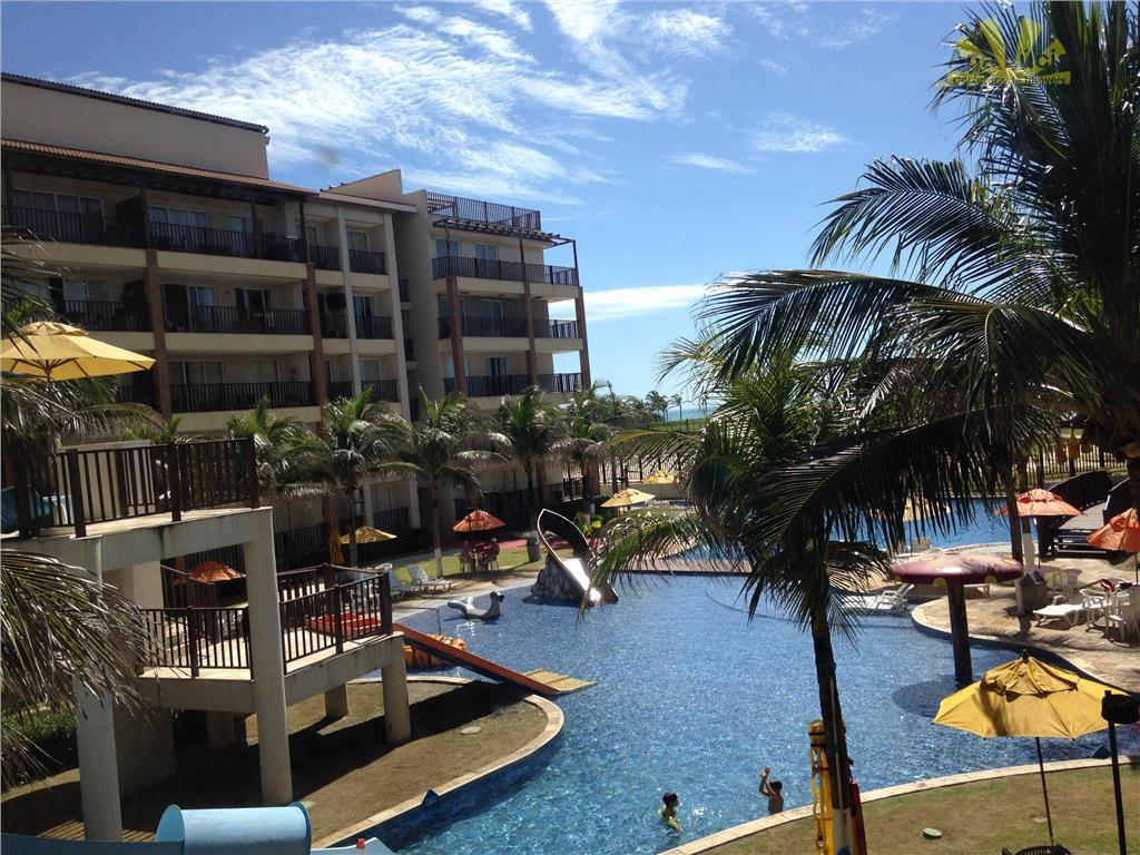 Apartamento à venda, Porto das Dunas, Aquiraz - Beach Living - Terreo - Pé na Areia AP0026.