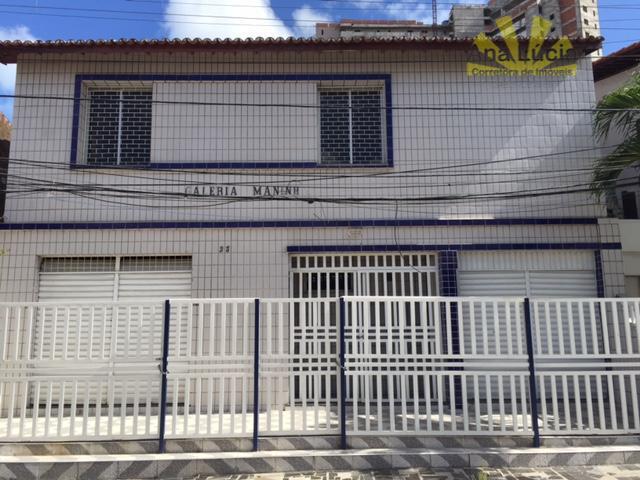 Prédio comercial para venda e locação, Centro, Fortaleza.