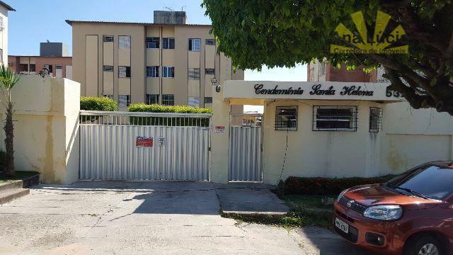 Apartamento à venda, Cidade dos Funcionários, Fortaleza.