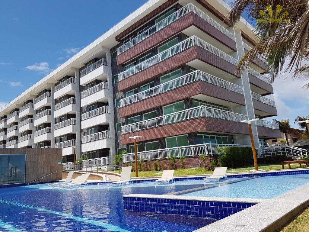 Apartamento Beach Way - Porto das Dunas