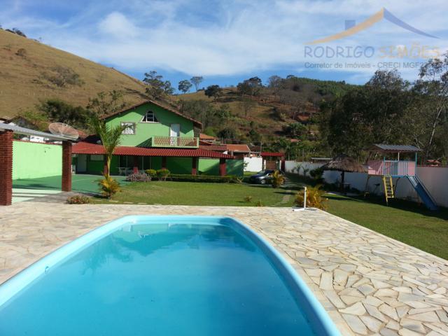 Chácara rural à venda, Antunes, Piranguçu.