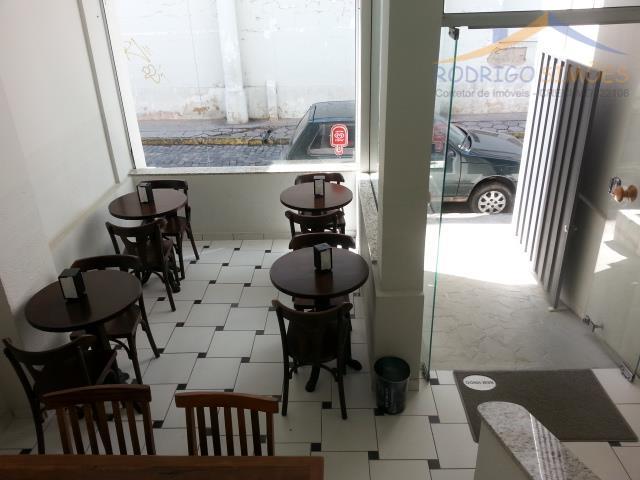 Sobrado residencial à venda, Centro, Itajubá.