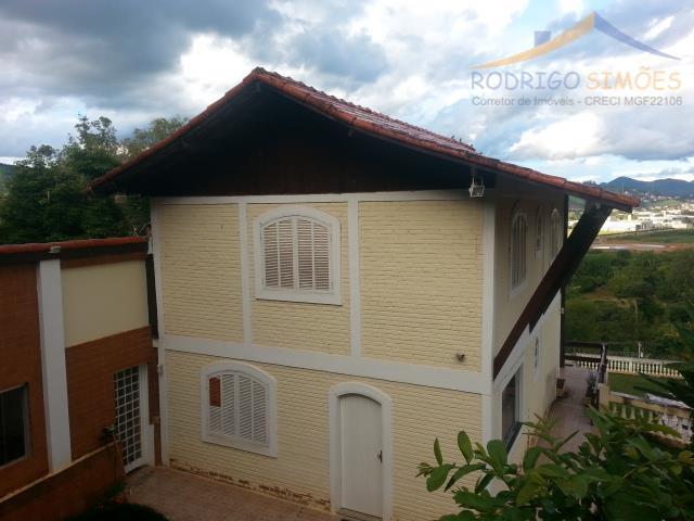 Sobrado residencial à venda, Nações, Itajubá.