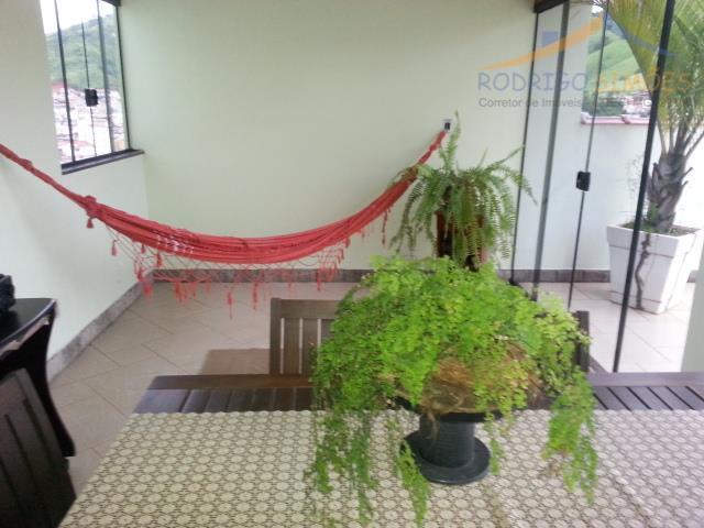 Sobrado residencial à venda, Medicina, Itajubá.