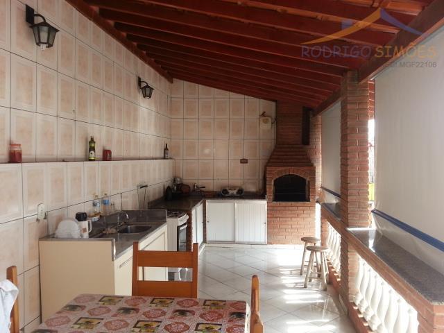 Sobrado  residencial à venda, Morro Chic, Itajubá.