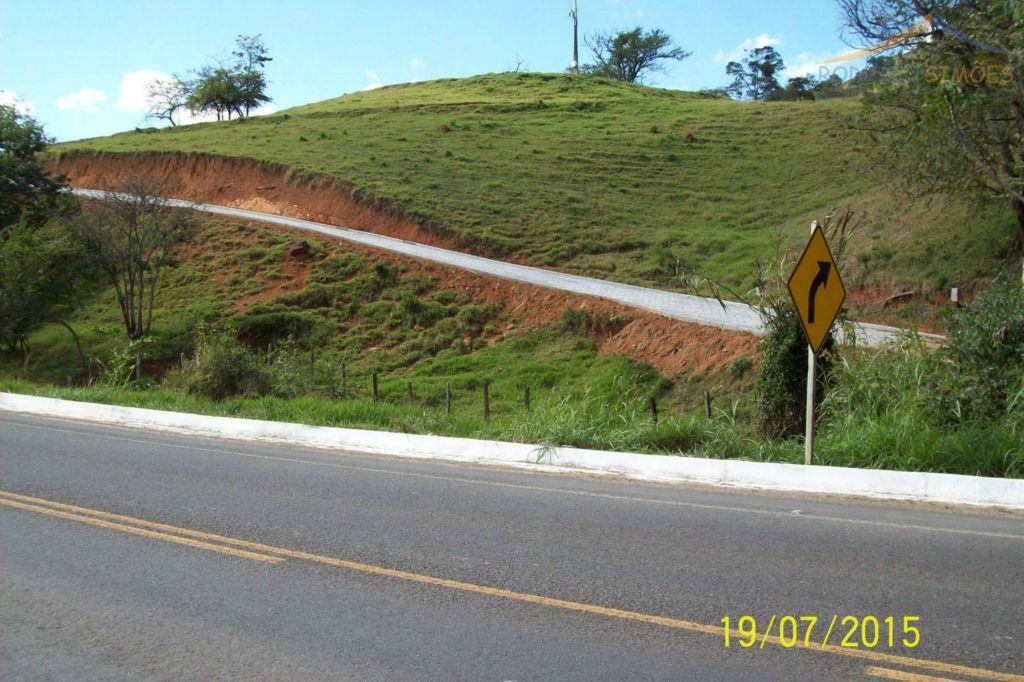 Área  rural à venda,  rodovia itajuba /maria da fé km 06