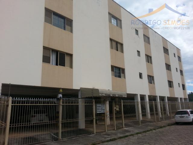 Apartamento  residencial para venda e locação, Santos Dumont, Itajubá.