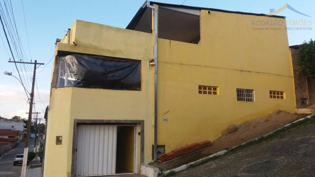 Casa residencial à venda, Rebourgeon, Itajubá.