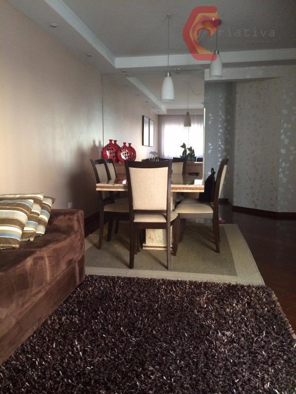 Apartamento residencial à venda, Tatuapé, São Paulo - AP0076.