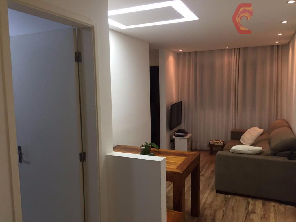 Apartamento de 1 dormitório em Mooca, São Paulo - SP