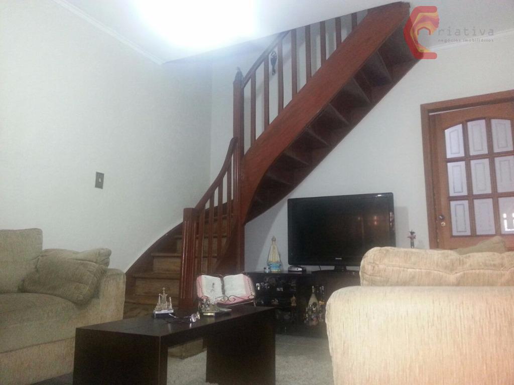 Sobrado com 2 dormitórios à venda, 110 m² por R$ 650.000 - Tatuapé - São Paulo/SP