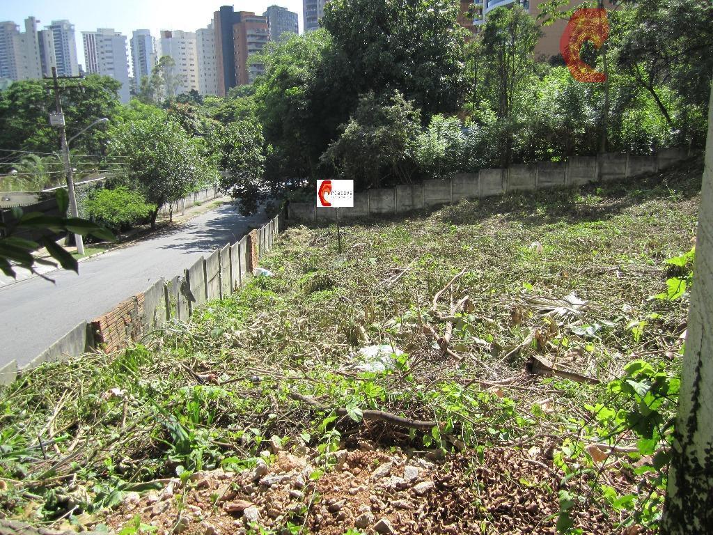Terreno à venda em Morumbi, São Paulo - SP
