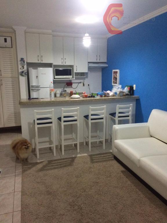 Apartamento de 1 dormitório à venda em Riviera De São Lourenço, Bertioga - SP