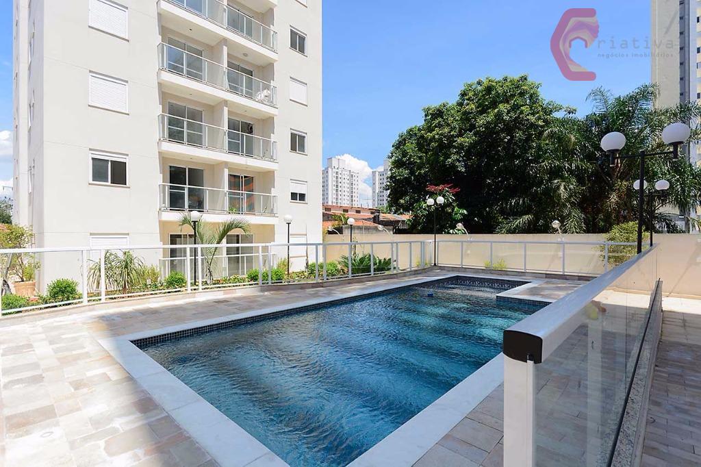 Apartamento com 2 dormitórios à venda, 50 m² por R$ 359.000 - Tatuapé - São Paulo/SP