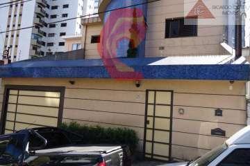 Sobrado  residencial para venda e locação, Anália Franco, São Paulo.