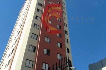 Apartamento com 3 dormitórios à venda, 59 m² por R$ 390.000 - Mooca - São Paulo/SP