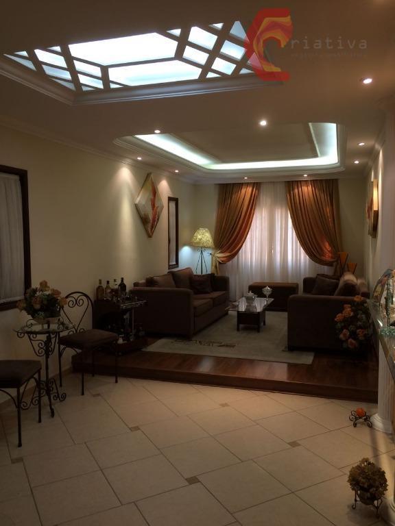 Sobrado com 3 dormitórios à venda, 350 m² por R$ 1.180.000 - Penha - São Paulo/SP