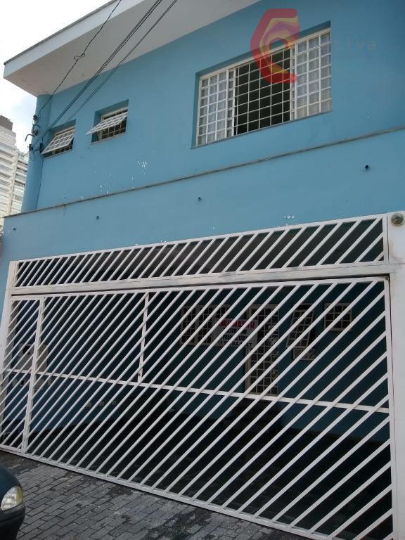 Sobrado à venda, 112 m² por R$ 550.000 - Tatuapé - São Paulo/SP