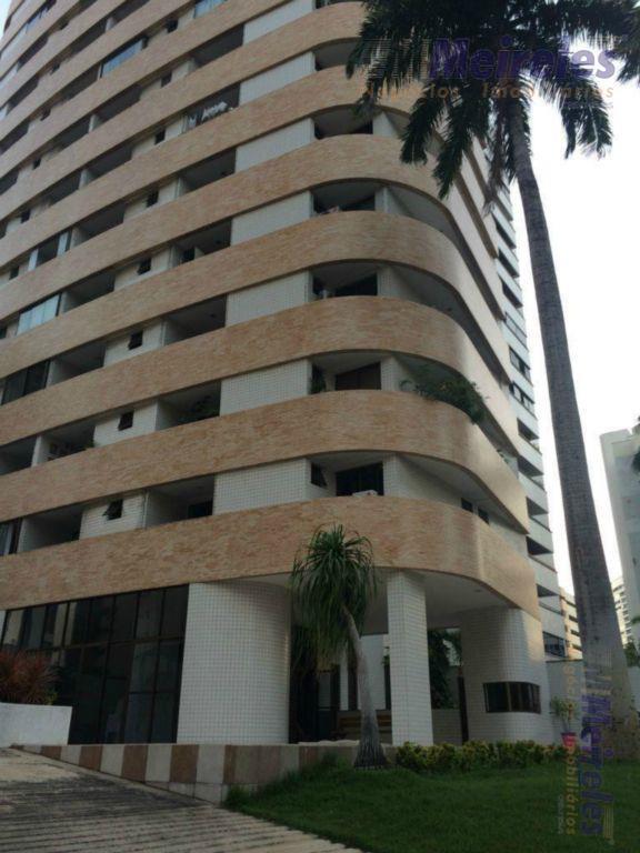 Excelente apartamento próximo ao Shopping Aldeota, Aldeota, Fortaleza.