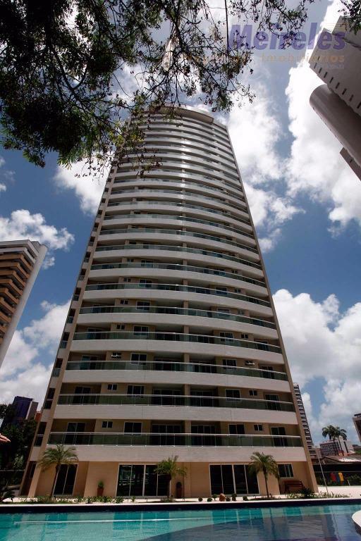 Apartamento Duplex  residencial à venda, Cocó, Fortaleza.