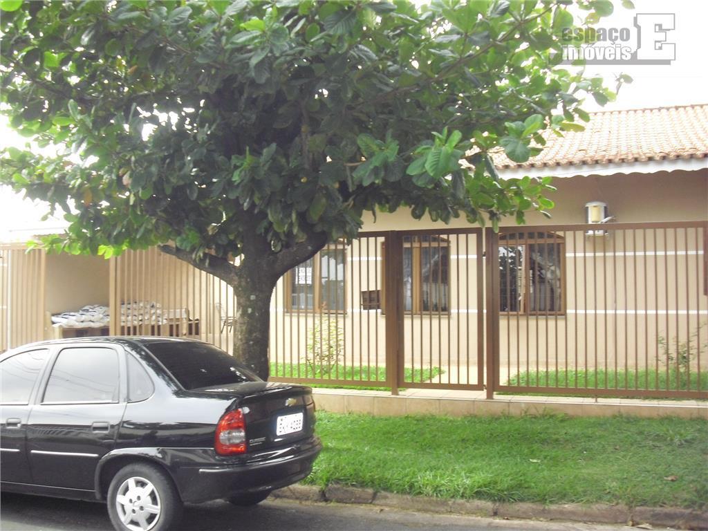 Casa residencial à venda, Jardim Eulina, Campinas.
