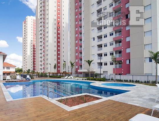 Apartamento residencial à venda, Ponte Preta, Campinas.
