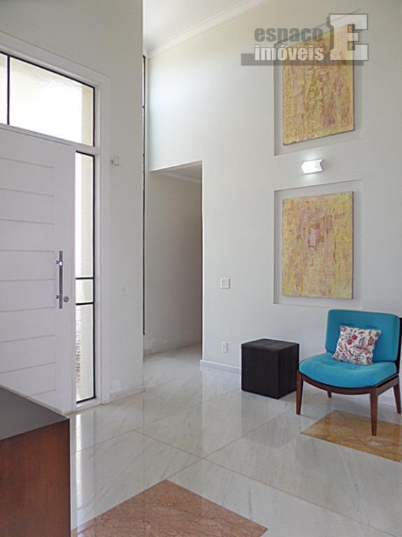 casa no condomínio alphaville campinas. área de terreno com 1218 m² e 460 m² de construção....