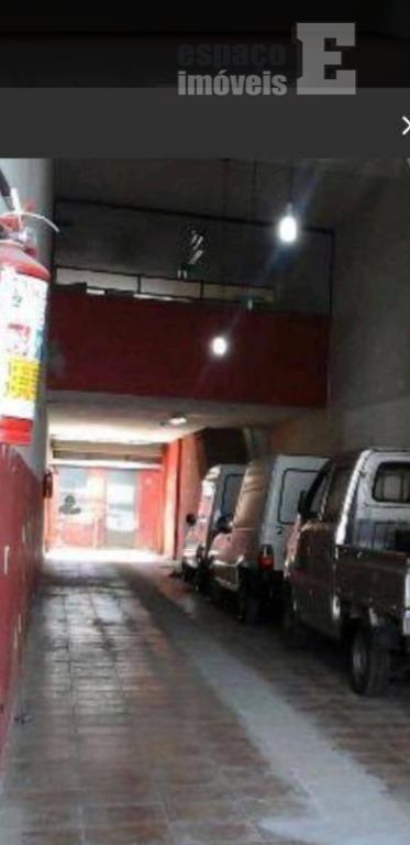 Barracão para alugar, 300 m² por R$ 2.500/mês - Bonfim - Campinas/SP