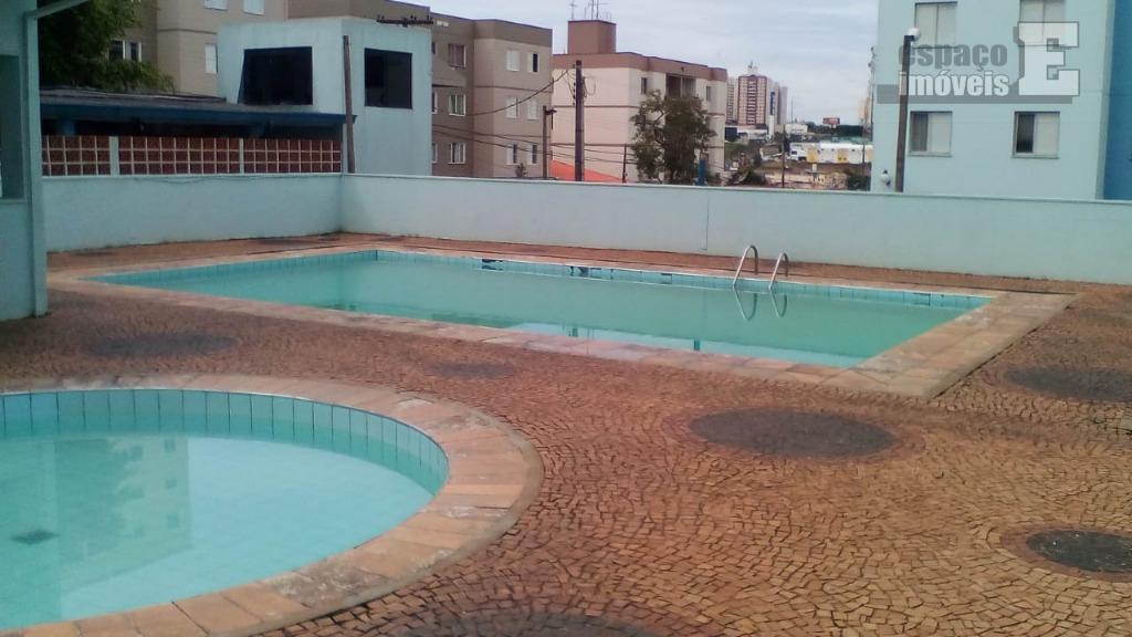 Apartamento com 2 dormitórios à venda por R$ 220 - Jardim Paulicéia - Campinas/SP
