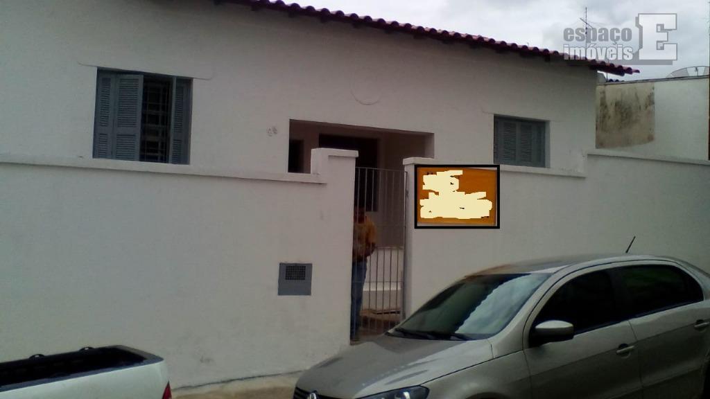 Casa com 3 dormitórios para alugar por R$ 1.200/mês - Jardim Chapadão - Campinas/SP