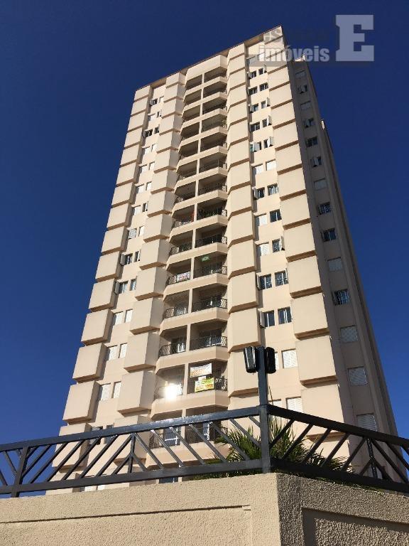 Apartamento com 3 dormitórios à venda por R$ 460.000 - Jardim Chapadão - Campinas/SP