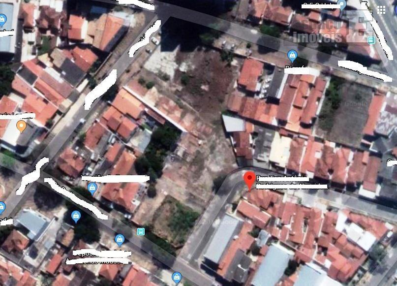 Terreno à venda, 2432 m² por R$ 7.600.000 - Botafogo - Campinas/SP