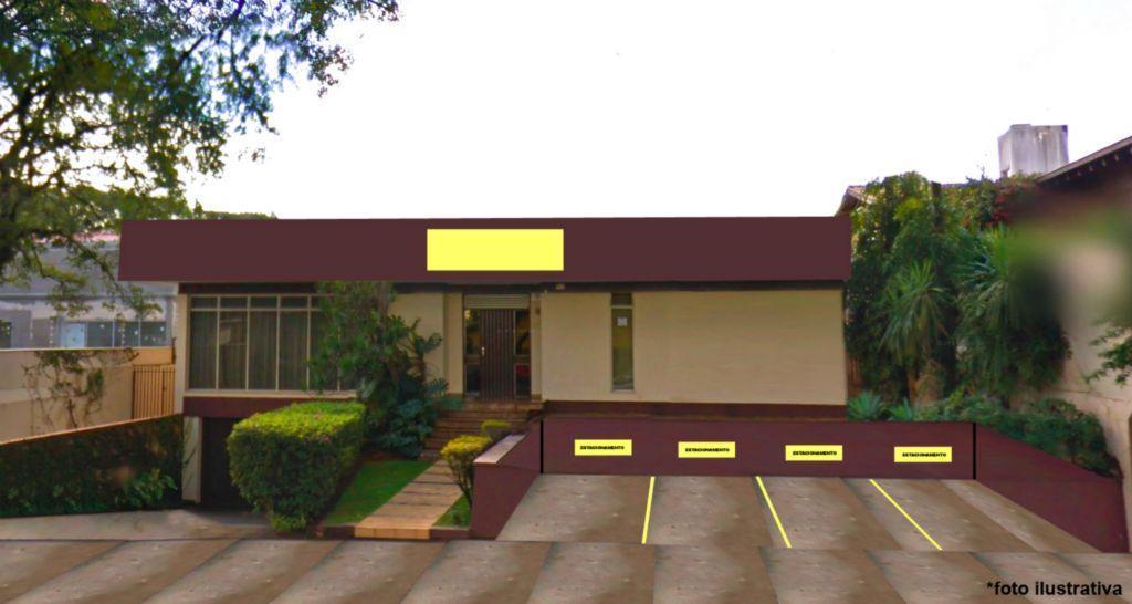 Casa  comercial para locação - Av. Santos Dumont
