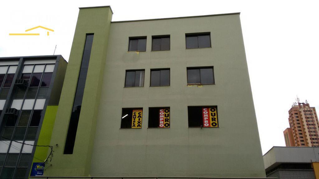 Sala comercial para locação, Centro, Londrina.