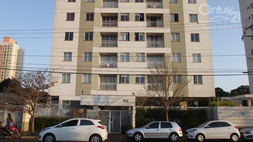 Apartamento residencial à venda, Aurora, Londrina.