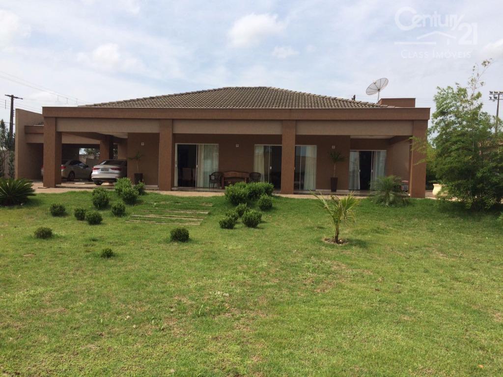 Chácara no Condomínio Residencial Estância Cabral