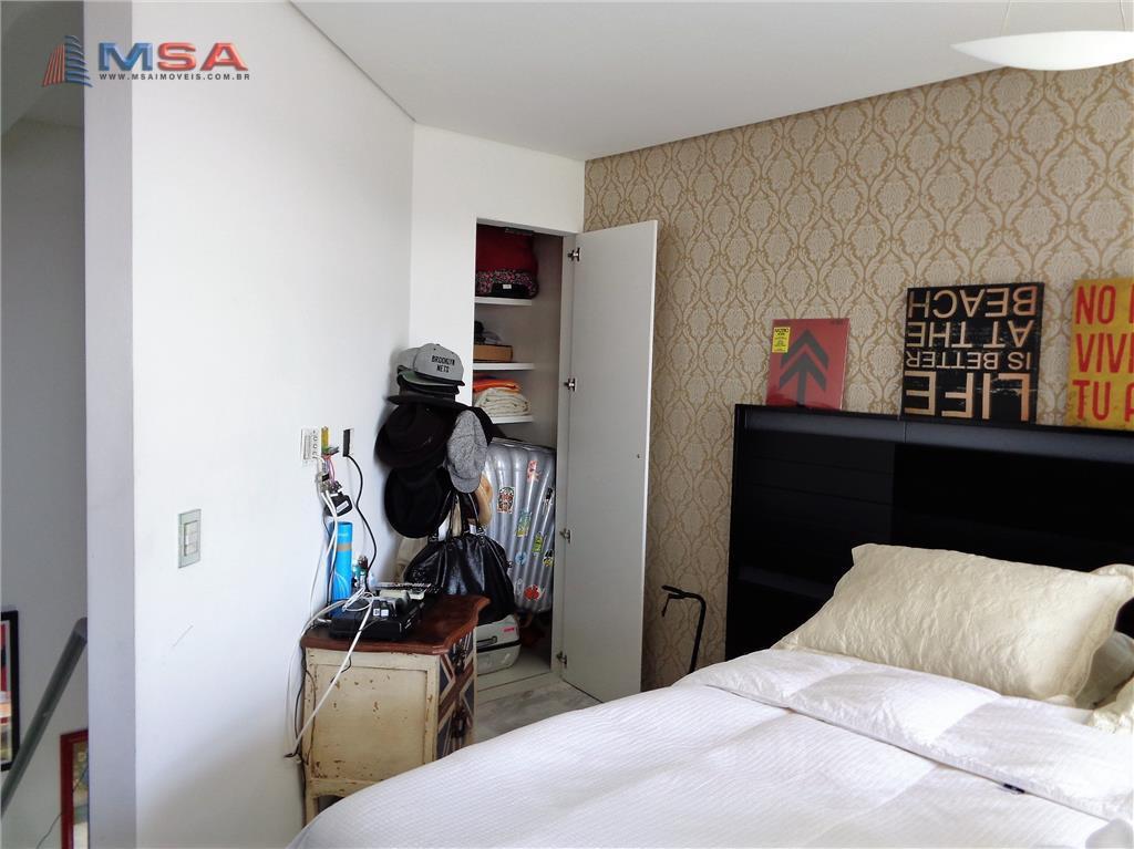 Cobertura de 1 dormitório em Perdizes, São Paulo - SP