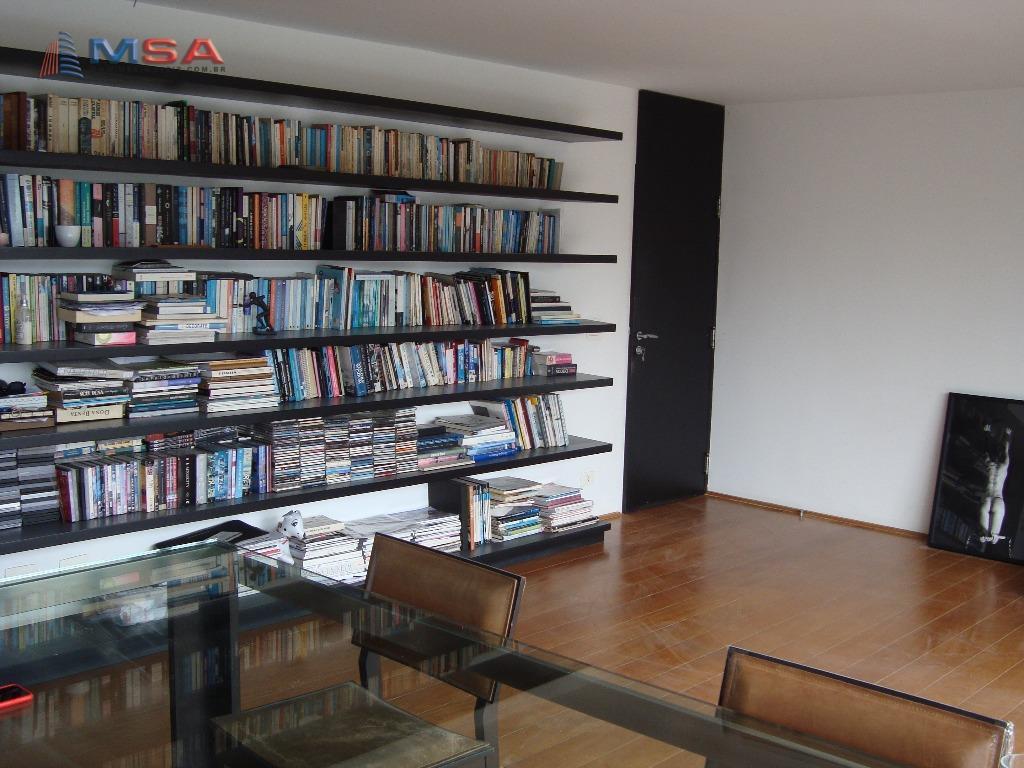 Cobertura de 4 dormitórios em Perdizes, São Paulo - SP