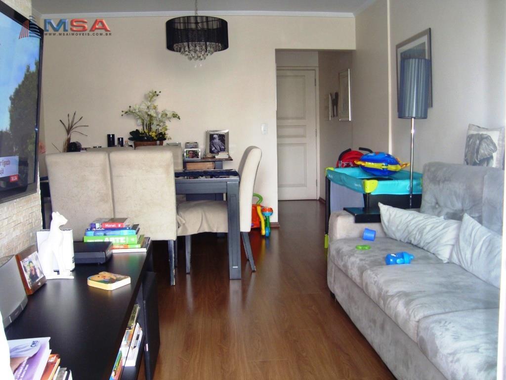 Apartamento de 2 dormitórios em Vila Romana, São Paulo - SP