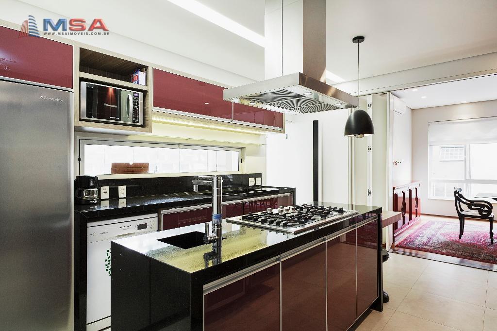 Apartamento de 2 dormitórios em Higienópolis, São Paulo - SP