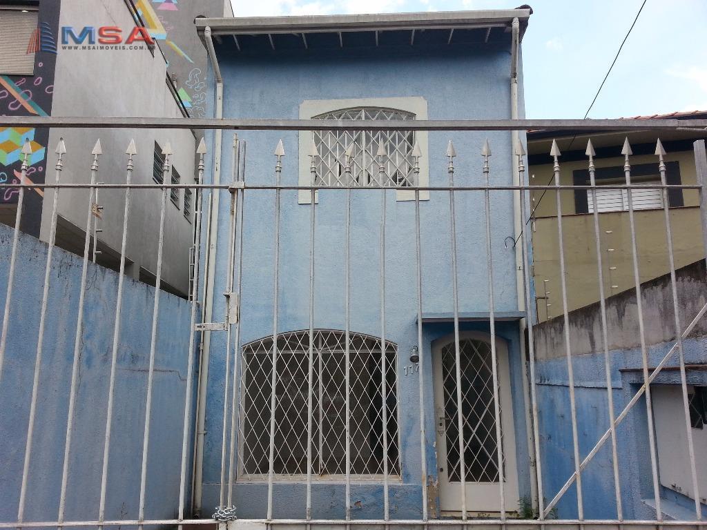 Casa de 2 dormitórios em Sumarezinho, São Paulo - SP