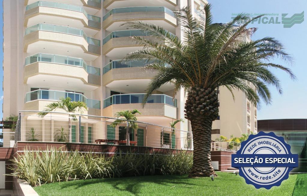 Apartamento residencial à venda, Ponta Aguda, Blumenau