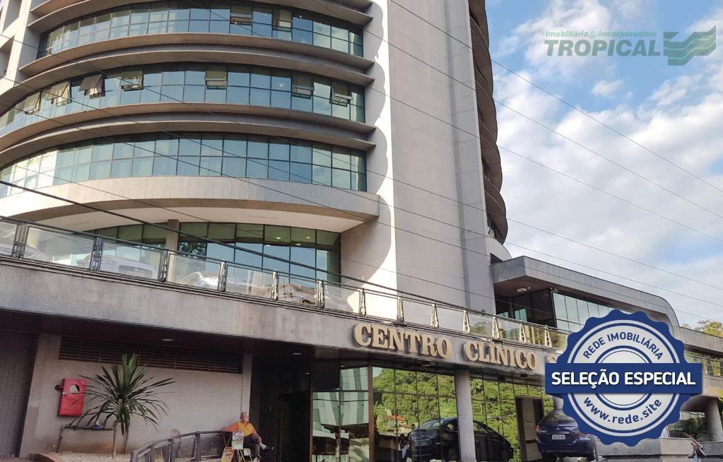 Sala comercial para locação, Garcia, Blumenau - SA0333.