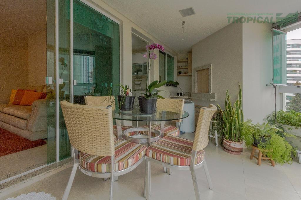 Apartamento residencial à venda, Victor Konder, Blumenau