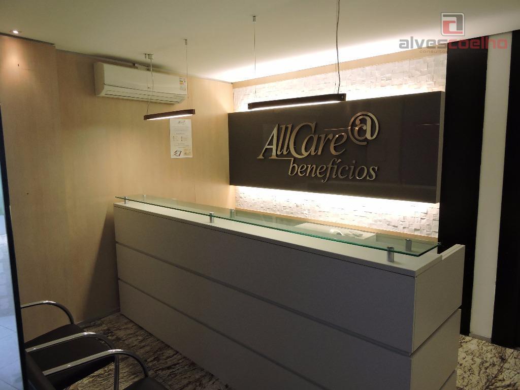 Sala comercial para venda e locação, Aldeota, Fortaleza.