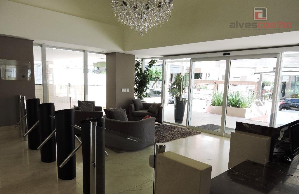 Sala comercial para venda e locação, Aldeota, Fortaleza - SA0012.
