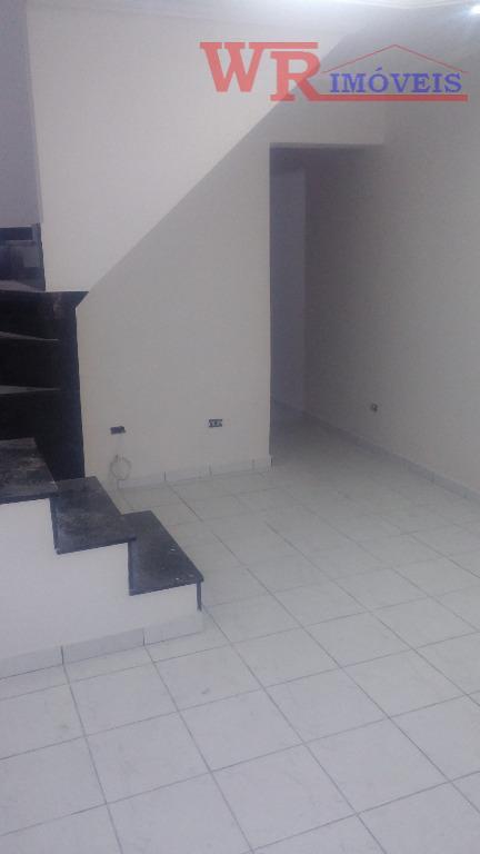 Sobrado  residencial à venda, Vila Rosa, São Bernardo do Campo.