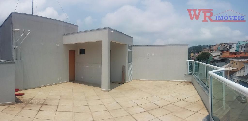 Cobertura residencial à venda, Jardim Silvina, São Bernardo do Campo.