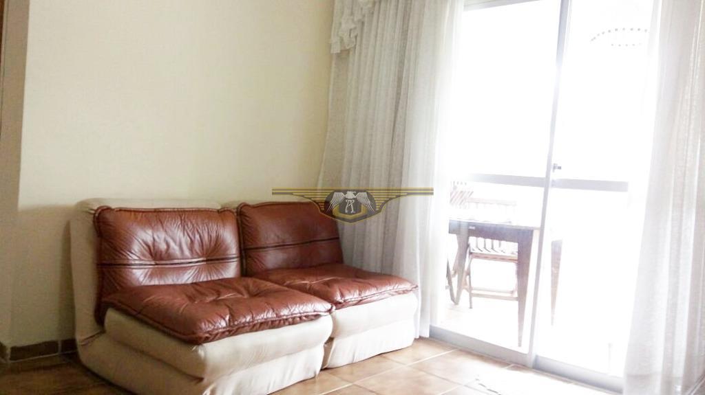 Apartamento residencial à venda, Flórida Mirim, Mongaguá.